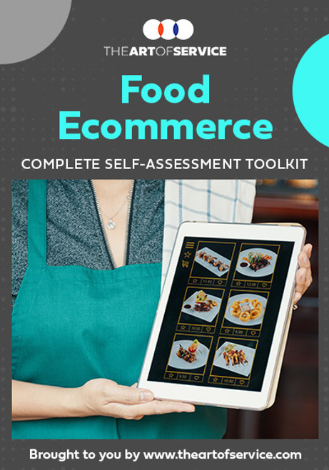 Food Ecommerce Toolkit