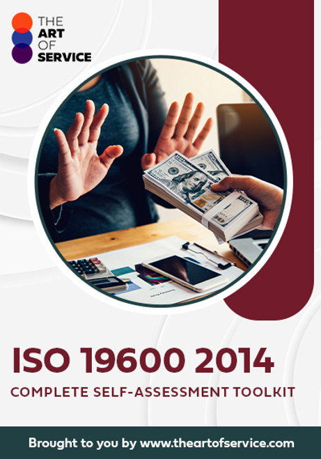 ISO 19600 2014 Toolkit