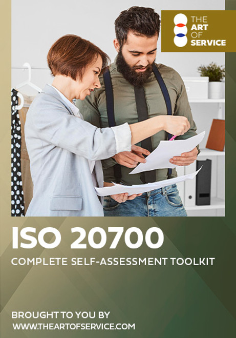 ISO 20700 Toolkit