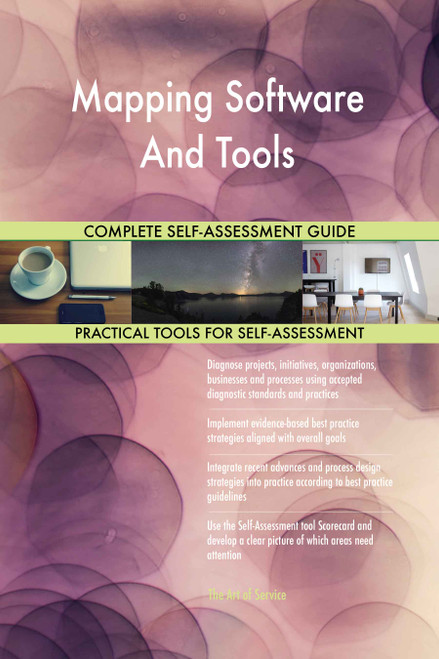 Mapping Software And Tools Toolkit