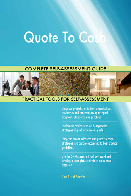 Quote To Cash Toolkit