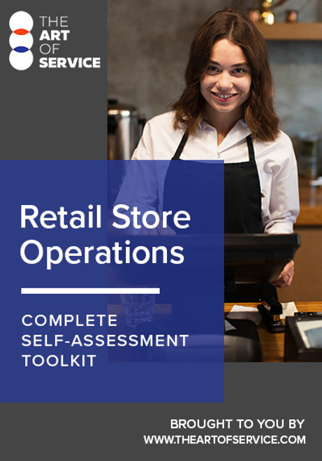 Retail Store Operations Toolkit