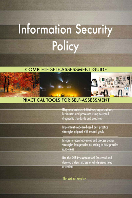 Information Security Policy Toolkit