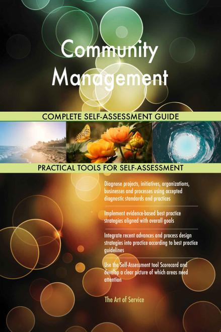 Community Management Toolkit