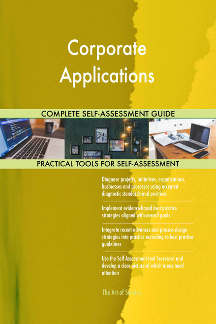 Corporate Applications Toolkit