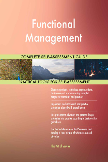 Functional Management Toolkit