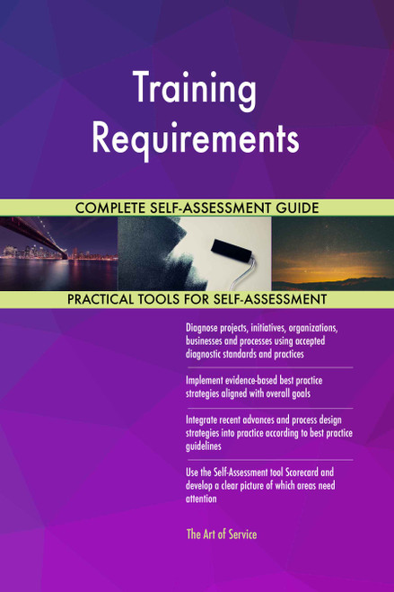 Training Requirements Toolkit