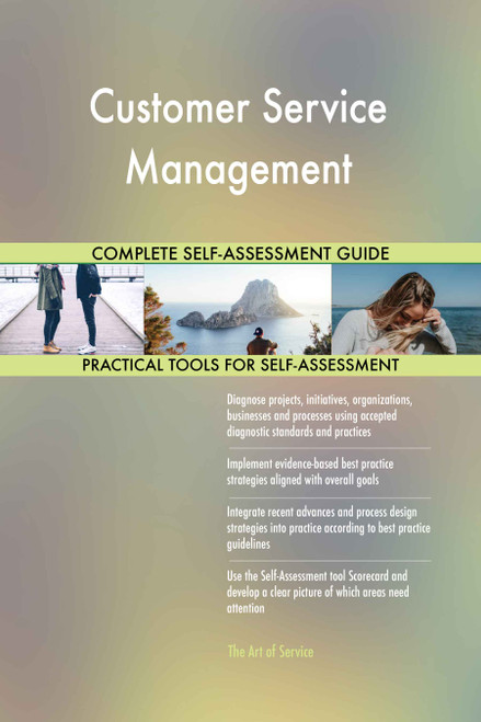 Customer Service Management Toolkit