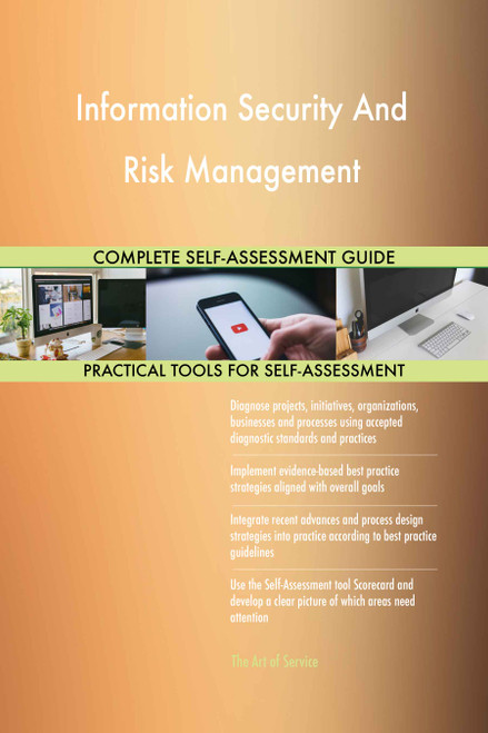 Information Security And Risk Management Toolkit
