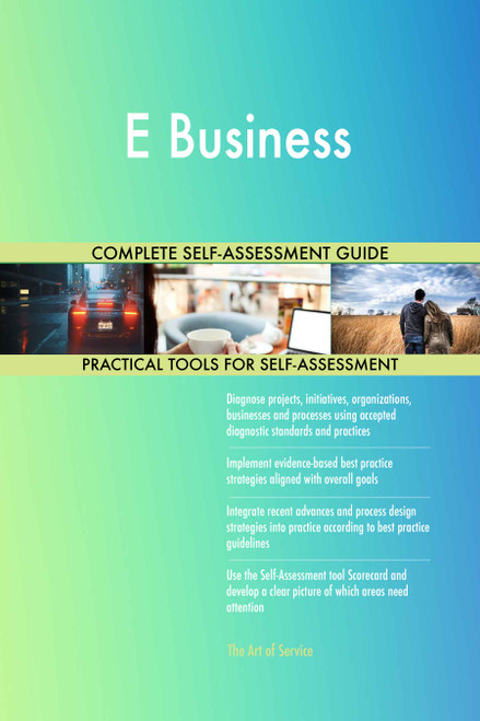 E Business Toolkit