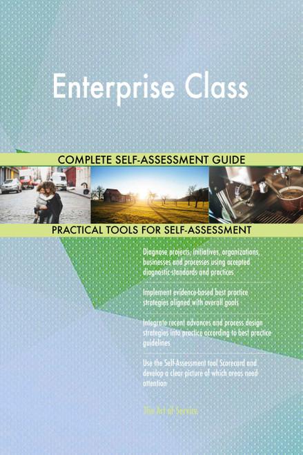 Enterprise Class Toolkit