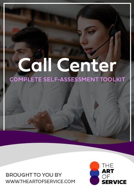 Call Center Toolkit