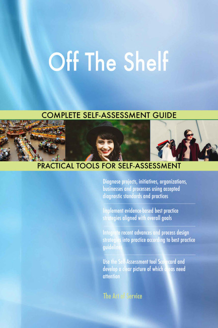 Off The Shelf Toolkit