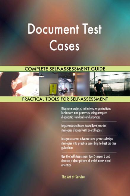 Document Test Cases Toolkit