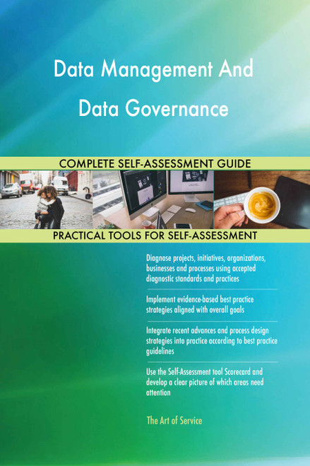 Data Management And Data Governance Toolkit
