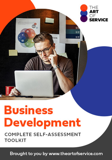 Business Development Toolkit