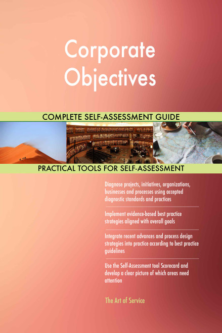 Corporate Objectives Toolkit