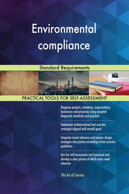 Environmental compliance Standard Requirements