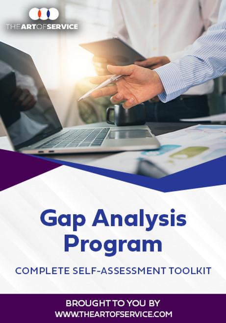 Gap Analysis Program Toolkit