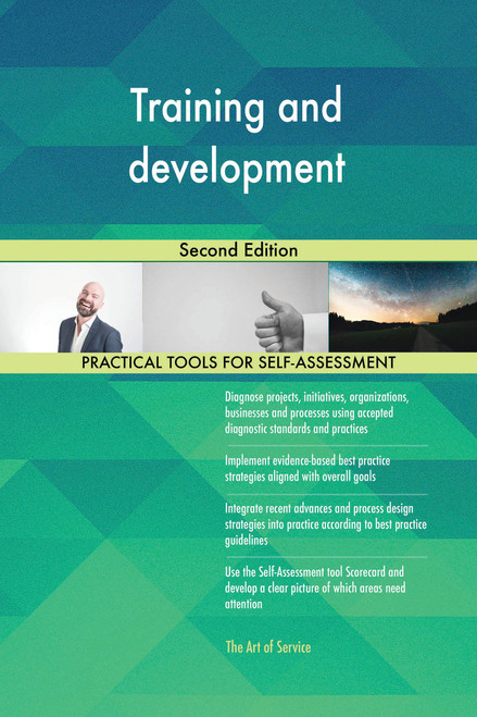 Training and development Second Edition