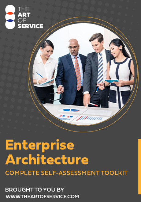Enterprise Architecture Toolkit