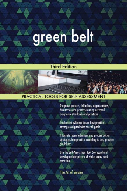 green belt Third Edition