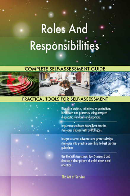 Roles And Responsibilities Toolkit