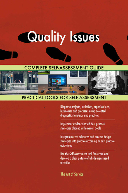 Quality Issues Toolkit
