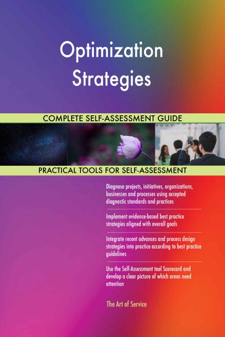 Optimization Strategies Toolkit