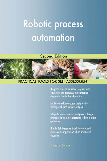 Robotic process automation Second Edition