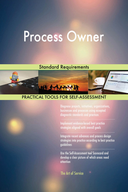 Process Owner Standard Requirements