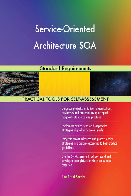 Service-Oriented Architecture SOA Standard Requirements