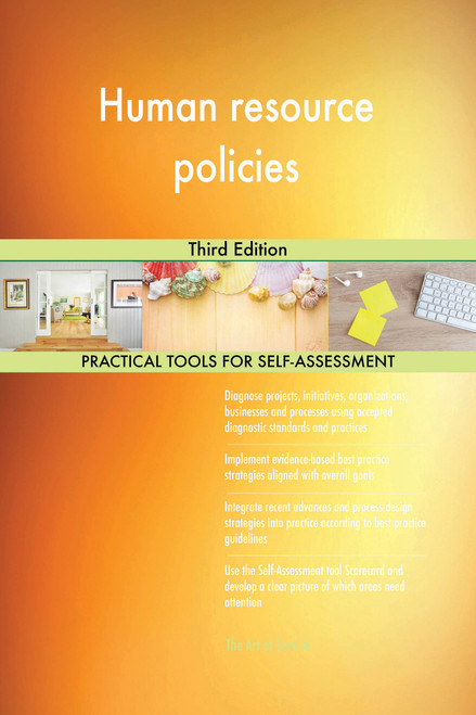 Human resource policies Third Edition