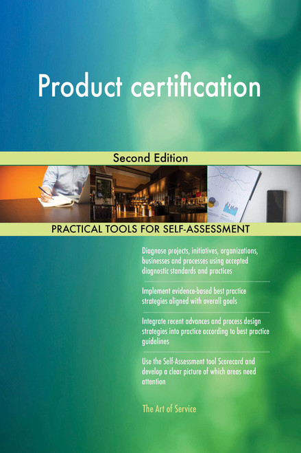 Product certification Second Edition