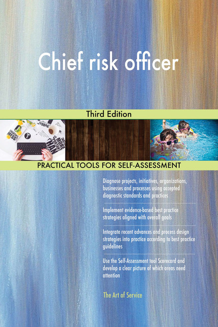 Chief risk officer Third Edition
