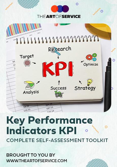 Key Performance Indicators KPI Toolkit