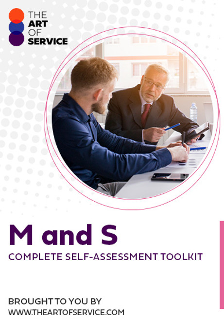 M and S Toolkit