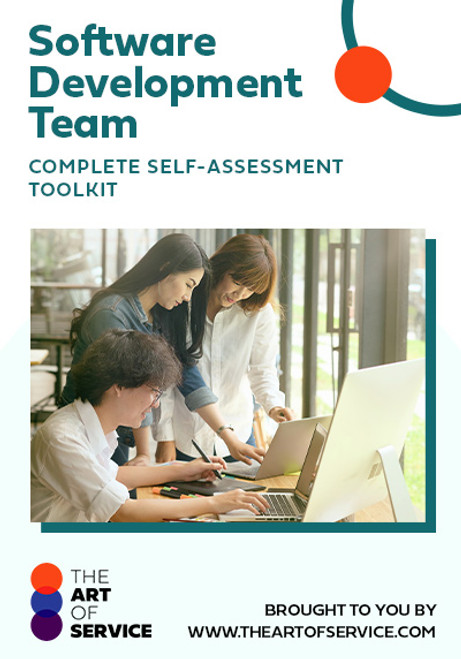Software Development Team Toolkit