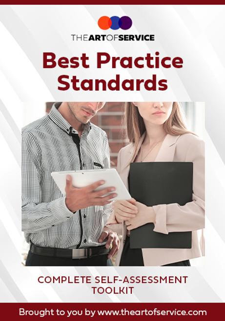 Best Practice Standards Toolkit