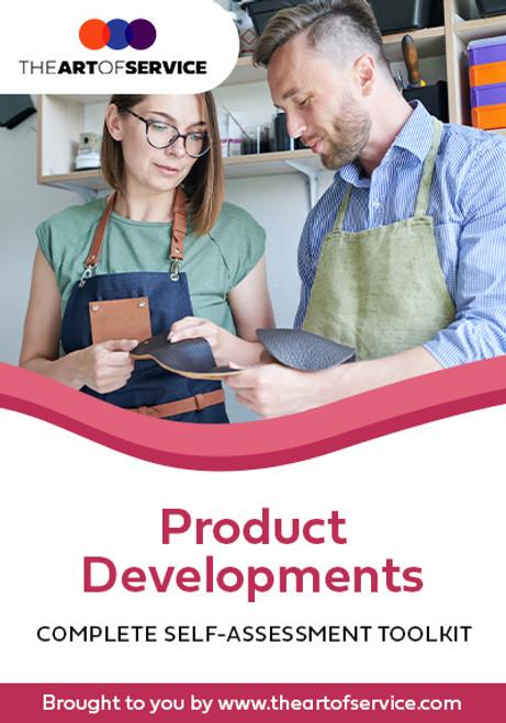 Product Developments Toolkit