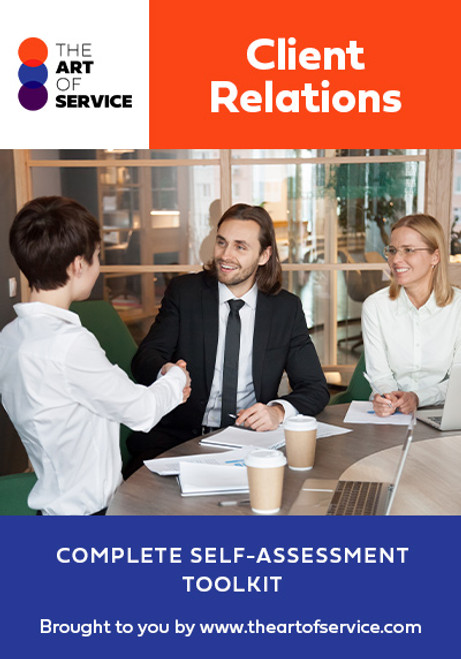 Client Relations Toolkit