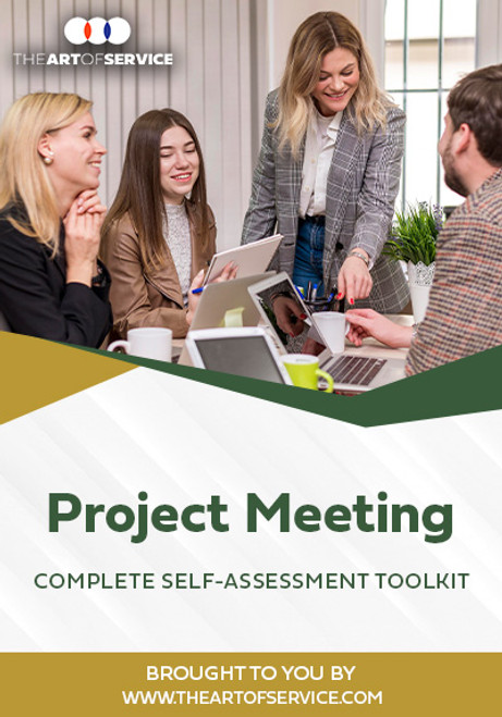 Project Meeting Toolkit