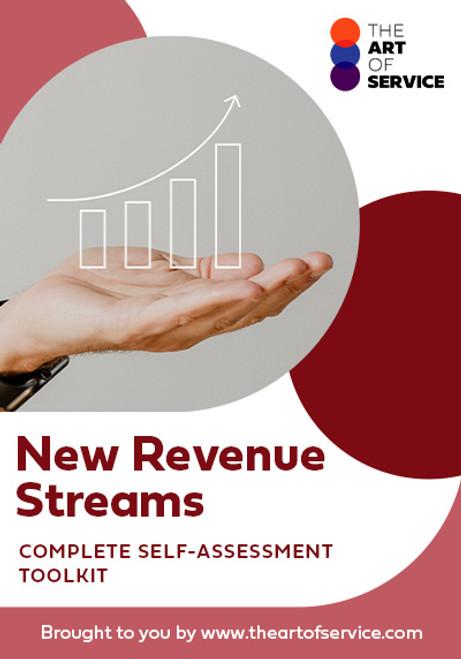New Revenue Streams Toolkit