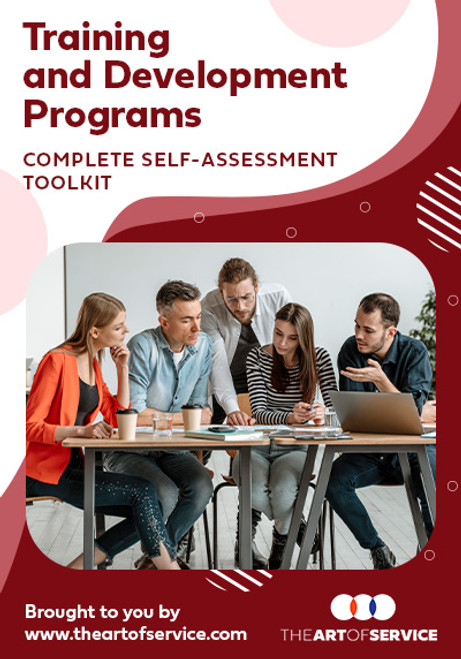 Training and Development Programs