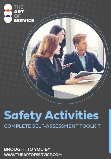Safety Activities Toolkit