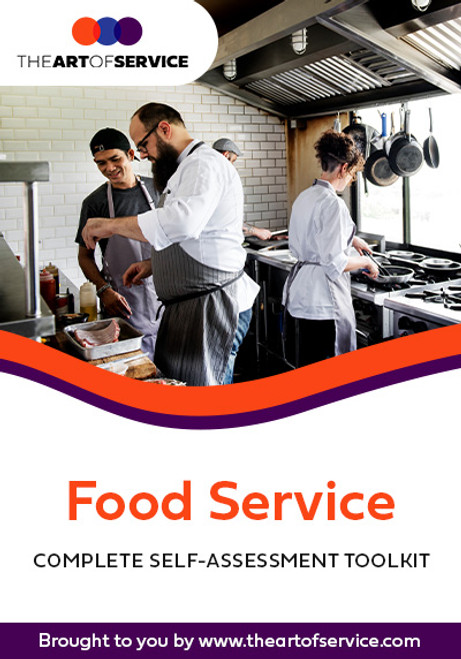 Food Service Toolkit