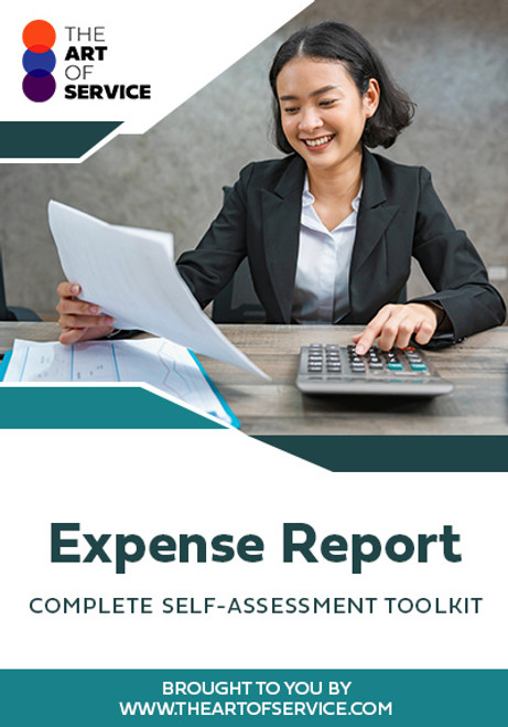 Expense Report Toolkit