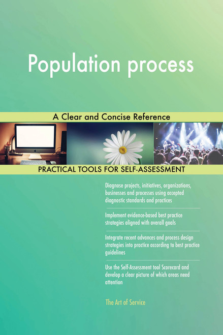 Population process A Clear and Concise Reference