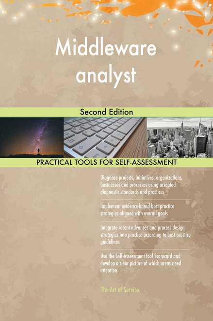 Middleware analyst Second Edition