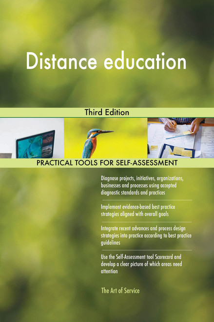Distance education Third Edition
